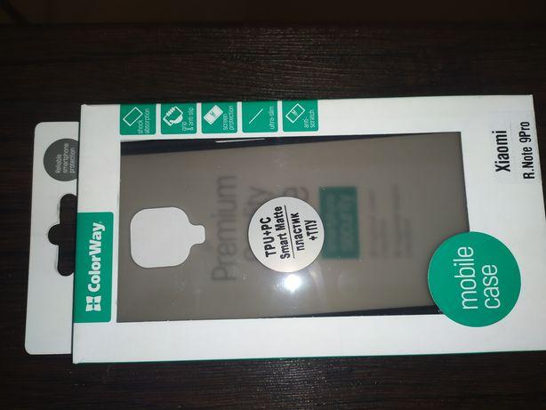 Защитный Бампер  для Xiaomi Redmi Note 9Pro