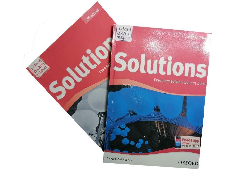 Solutions Pre-Intermediate (2 издание) Баштанка - изображение 1