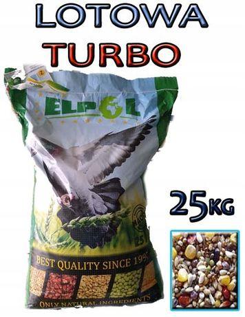 karma dla gołębi ptaków lotowa turno super skład