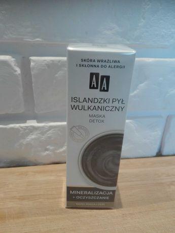 Maska Bielenda Irlandzki pył wulkaniczny