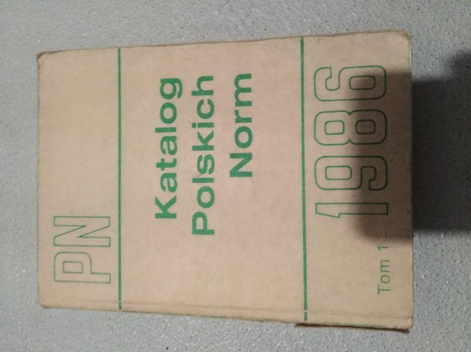 Katalog Polskich Norm