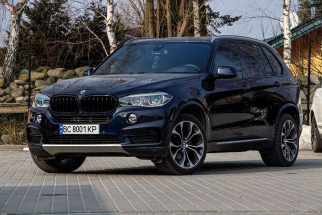 BMW X5 2017 в наявності