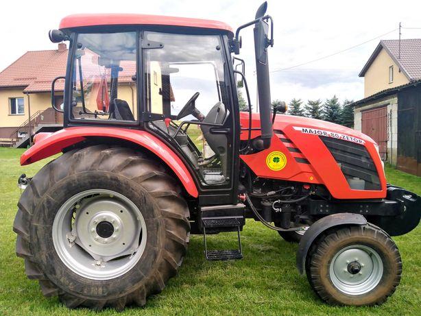Ciągnik rolniczy zetor major 80