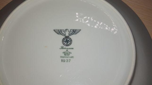 Немецкая тарелка,Германия 1937 года