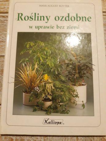 Rośliny ozdobne w uprawie bez ziemi. Hans-August Rotter