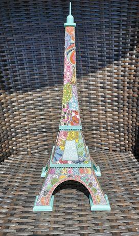 Puzzle 3D, wieża Eiffla