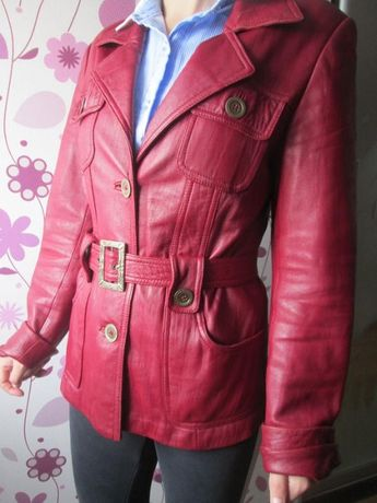 Шкіряна куртка/ кожаная куртка від baleice
