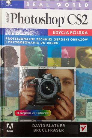 Photoshop CS2 książka David Blatner Bruce Fraser