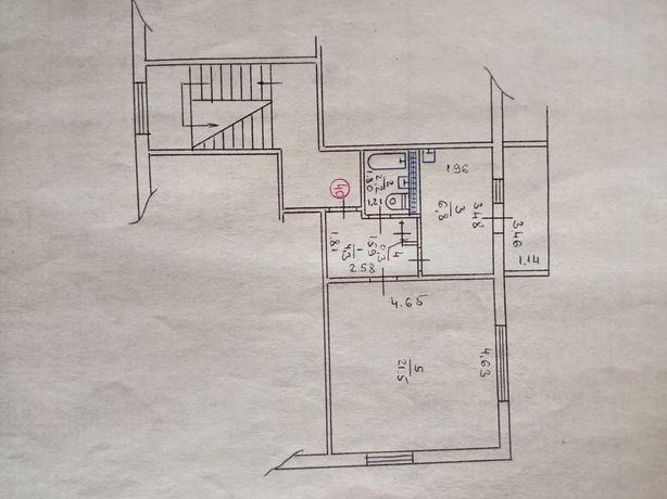 Меняю 1 - комнатную квартиру