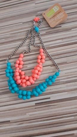 Kolorowe korale dla dziewczynki