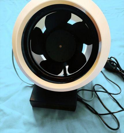 Вытяжка универсальная Вентилятор 150 мм 500 м3/ч 4500 об/м 40 Вт