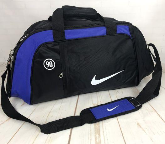 Спортивная сумка, дорожная сумка Nike. Сумка для тренировок. КСС92-1