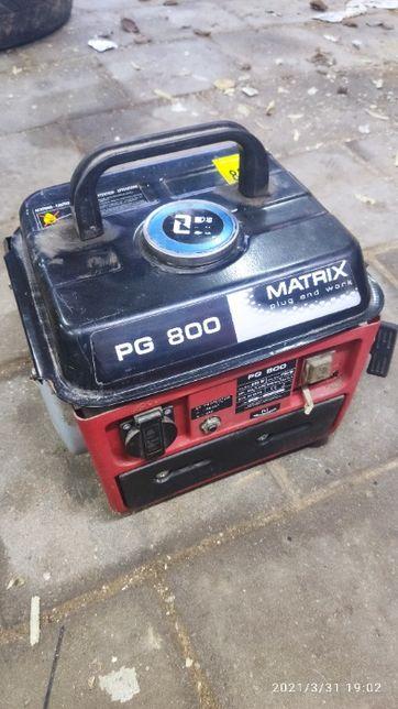 Agregat prądotwórczy 800W MATRIX