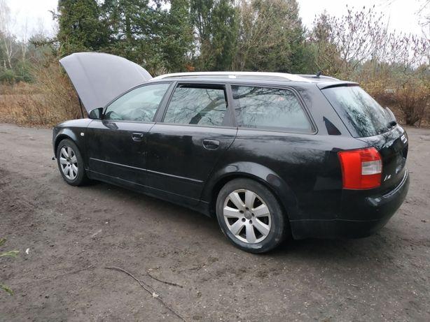 Audi A4B6 2.5 TDI 163kM