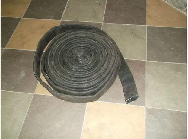 шланг пожарный прорезиненный