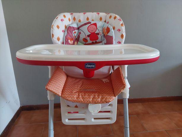 Cadeira de refeição chicco
