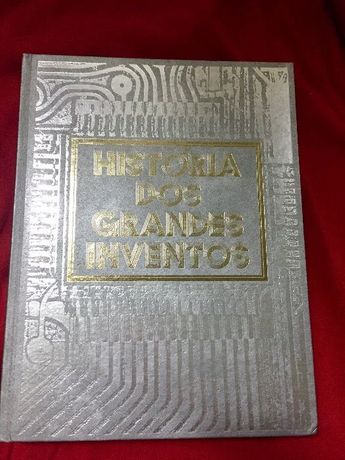 Histórias dos Grandes Inventos