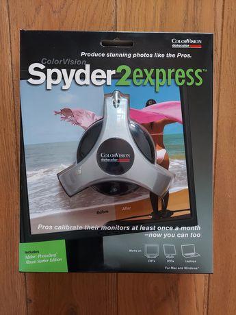 Spyder2express Kolorymetr do monitora