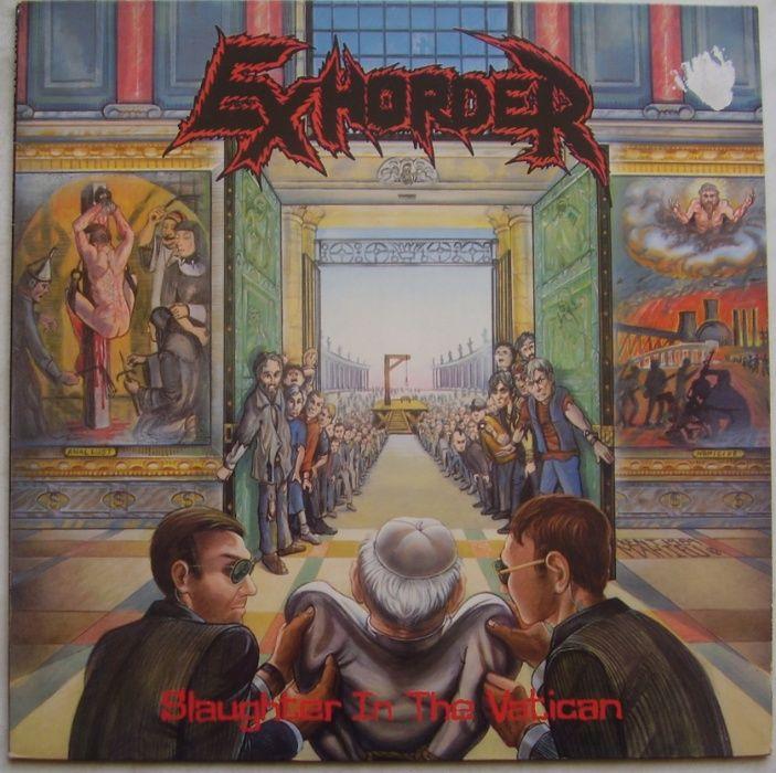 Exhorder – Slaughter In The Vatican Kamienna Góra - image 1