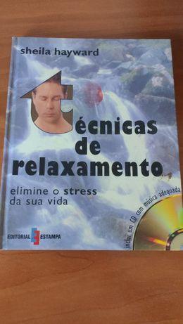 Livro Técnicas de Relaxamento