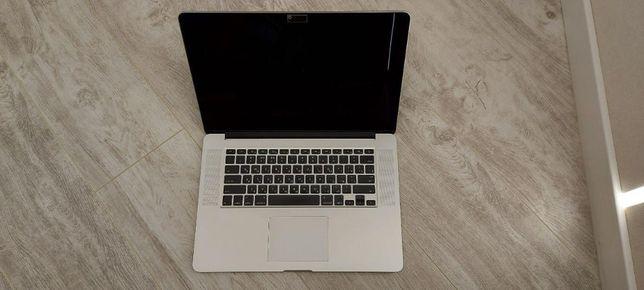 Продам свой MackBook Pro (Retina, 15-inch, Mid 2015, i7 2.5 GHz )