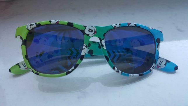 Okulary h&m myszka miki na 2-8 lat st idealny