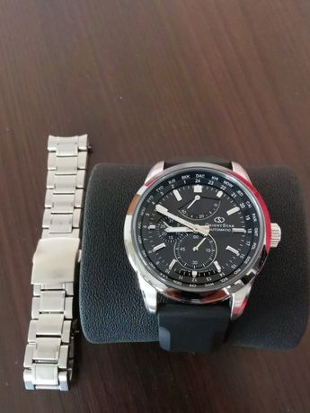 Zegarek Orient Star, doskonały stan, jak nowy, okazja!