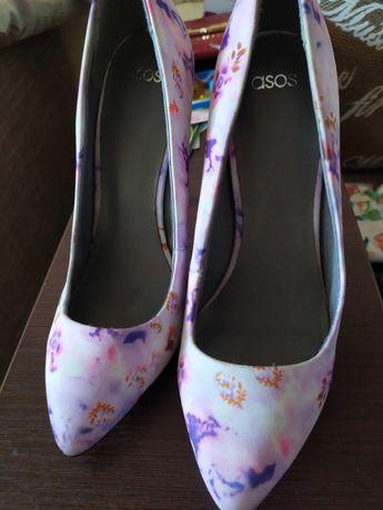 Туфли летние очень красивые