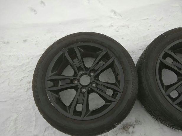 BMW Alufelgi 17, opony