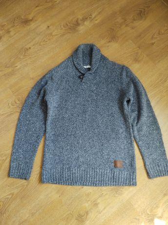 Elegancki sweterek Cubus roz. 146/152