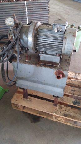 Agregat hydrauliczny/zasilacz