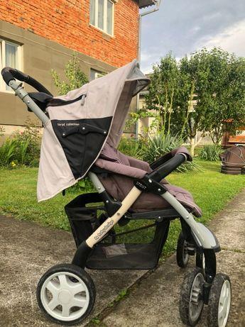 Baby Design Sprint коляска