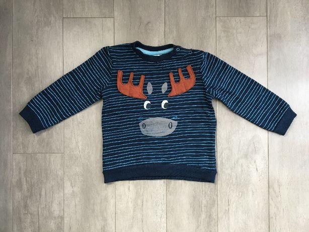 Bluza bluzka dla chłopca r. 92 PEPCO jak nowa, 2 x prana, 1zł wysyłka