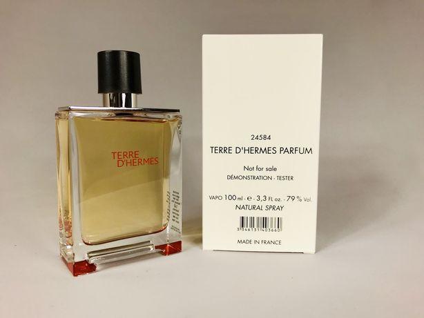 Hermes - Terre D'Hermes A-Z TESTERY twilly vetiver merveilles