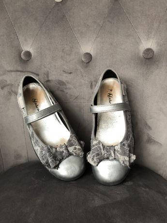 Naturino buciki, baleriniki dziewczęce r34 oddychająca podeszwa