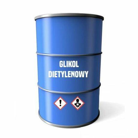 Glikol dietylenowy 99,5 % beczka 250 kg