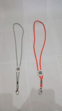 2 colares/porta-chaves 50cm
