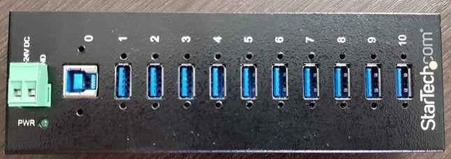 Startech ST1030USBM промышленный USB-концентратор 3.0