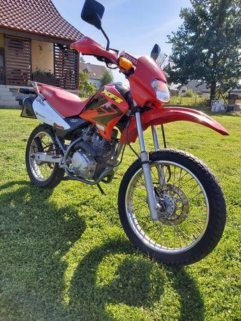 Honda xr 125 l po kapitalnym remoncie -możliwa zamiena
