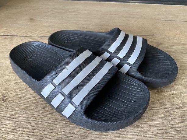 Шлепки тапки сланцы Adidas Duramo 5k