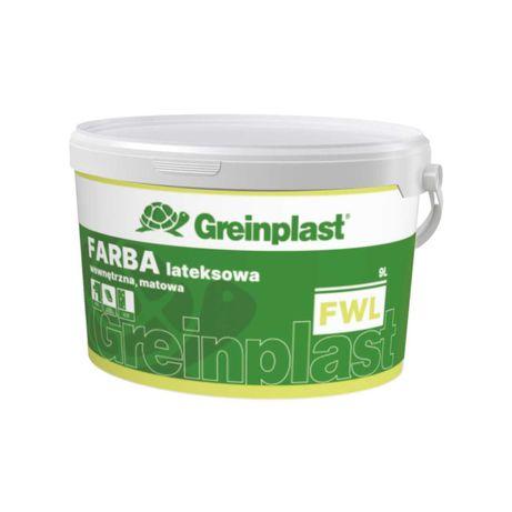 GREINPLAST FWL Farba Lateksowa 10l