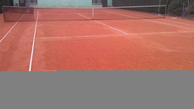 Budowa kortow tenisowych