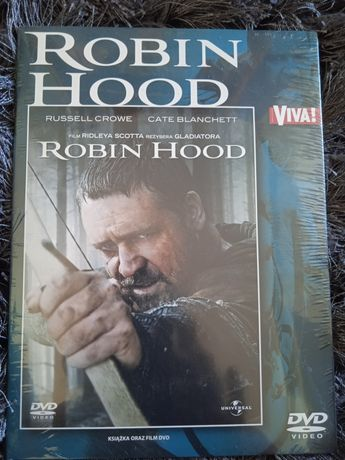 "Film DVD ,,Robin Hood"""