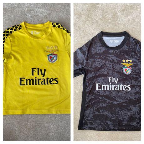 Camisola Benfica Guarda Redes 4/5 anos