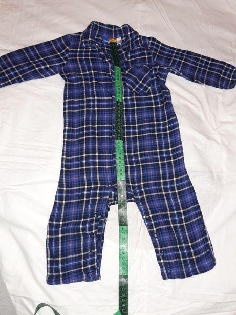 Человечик пижама Lupilu