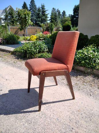 Stare krzesła AGA z lat 70-tych prl