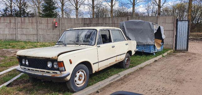 Fiat 125p 1988r do odbudowy lub na dawcę zarejestrowany