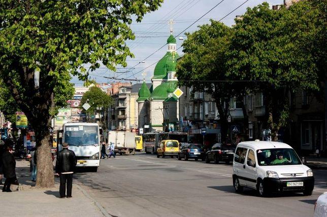 Здаю квартиру в центрі Тернополя.2500грн/міс