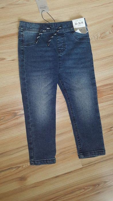 Spodnie jeans dla chłopca i dziewczynki Sokółka - image 1