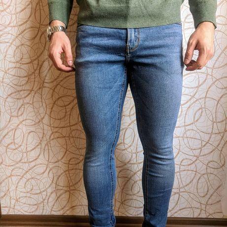 Мужские джинсы Pull&Bear 32 размер